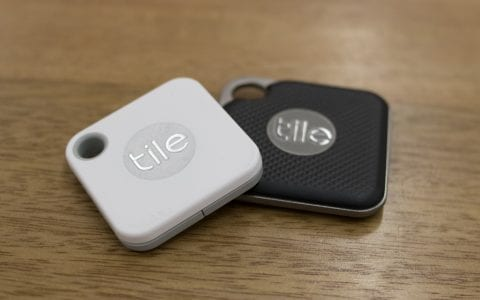 Nya Tile Mate: bluetooth tracker med utbytbart batteri